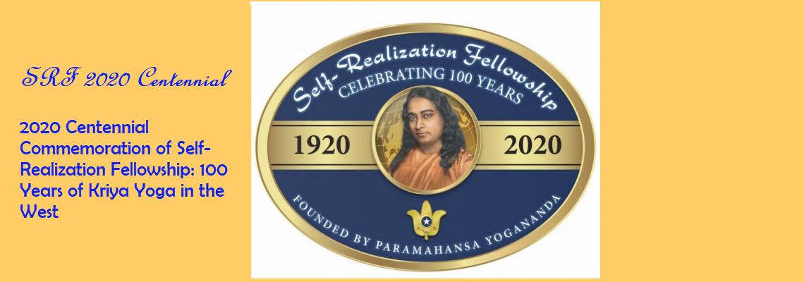 SRF 2020 Centennial